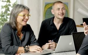 Mads Loennerup og Hanne Boutrup